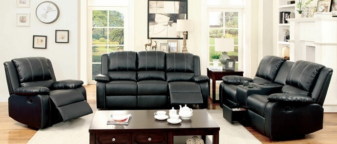 GAFFEY SOFA & LOVESEAT