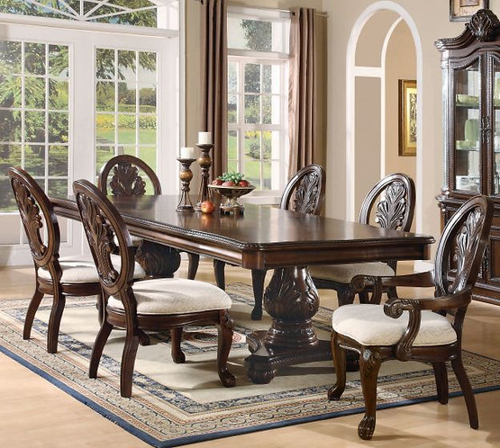 TABITHA COLLECTION FORMAL DINING SET