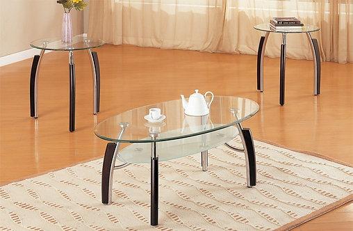 KRISTY 3PCS. COFFEE TABLE SET