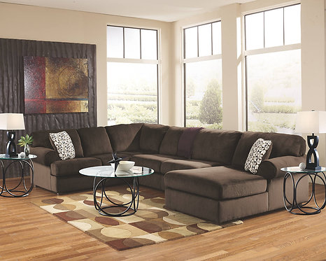 3PCS. JESSA PLACE SECTIONAL SOFA