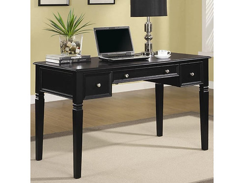 Black Coputer Desk