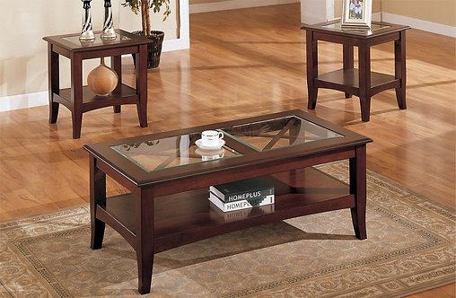 STELLA 3PCS. COFFEE TABLE SET