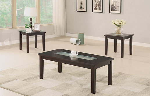 CAPPUCINO 3PCS. COFFEE TABLE SET