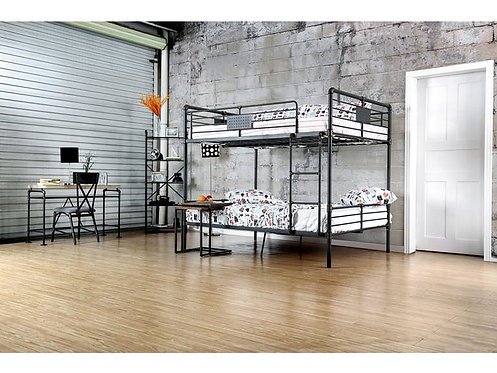 OLGA I FULL FULL METAL BUNK BED