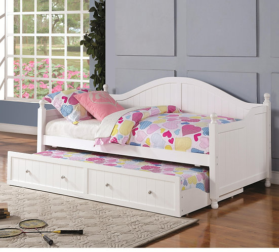 YOSHI TWIN DAYBED WITH TRUNDLE