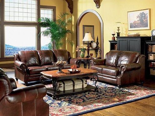 PRINCETON COLLECTION SOFA & LOVESEAT