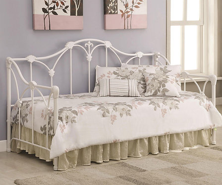 LUCY TWIN WHITE DAYBED