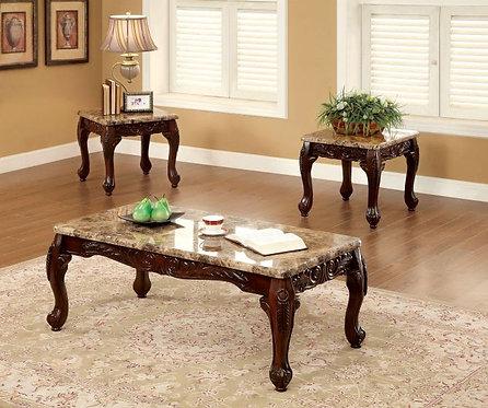 LECHESTER 3PCS. COFFEE TABLE SET