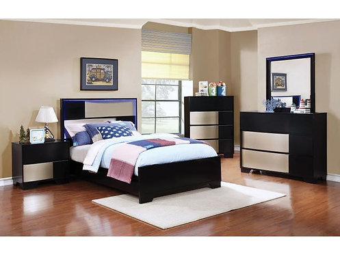 HAVEN COLLECTION 4PCS BEDROOM SET
