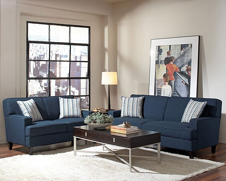 FINLEY COLLECTION SOFA & LOVESEAT