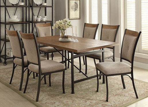 ZEKE DINING SET