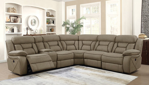 CAMARGUE MOTION COLLECTION SECTIONAL