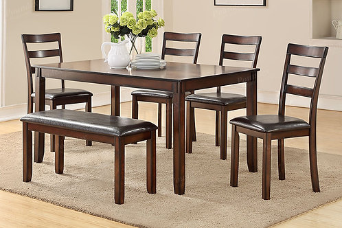 6PCS, PACK DINETTE SET