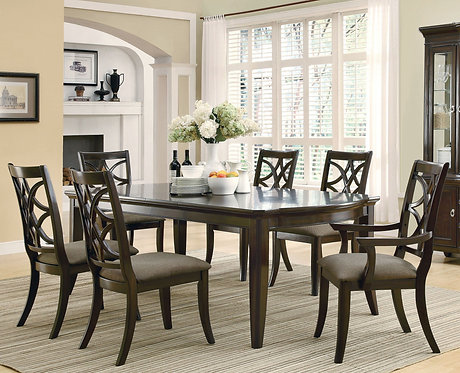 MEREDITH COLLECTION FORMAL DINING SET