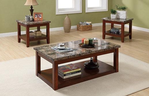 MONSERRAT 3PCS. COFFEE TABLE SET