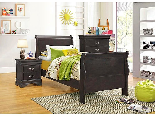HERSHEL LOUIS PHILIPPE 4PCS BEDROOM SET
