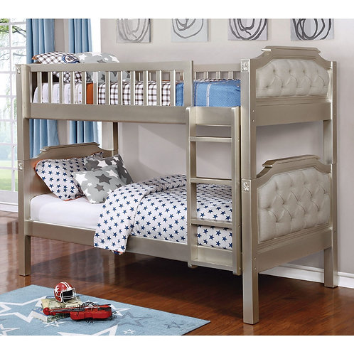 BEATRICE TWIN OVER TWIN BUNK BED