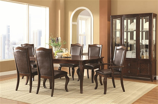 LOUANNA COLLECTION FORMAL DINING SET