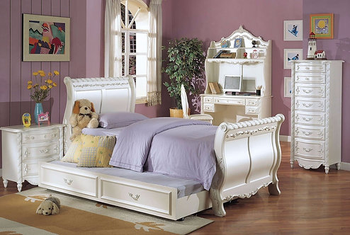 PEARL III 4PCS BEDROOM SET