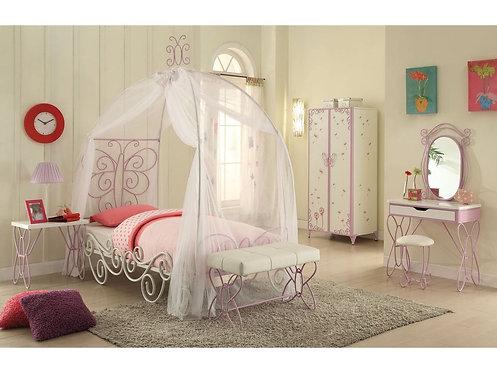 PRIYA II 4PCS BEDROOM SET