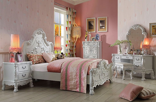 DRESDEN COLLECTION 5PCS BEDROOM SET