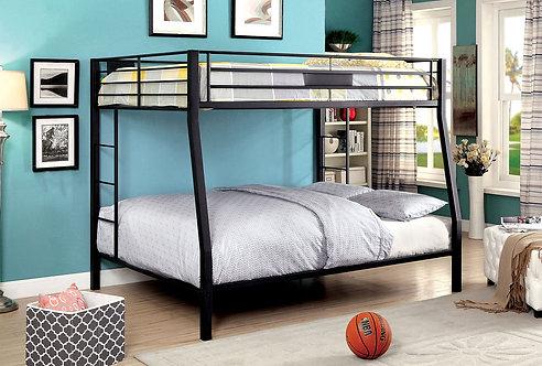 CLAREN FULL OVER QUEEN BUNK BED