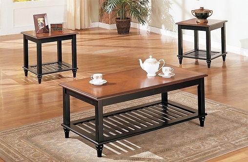 EMMA 3PCS. COFFEE TABLE SET