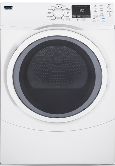 7.5 Cu.Ft. Front Load Crosley Professional Dryer