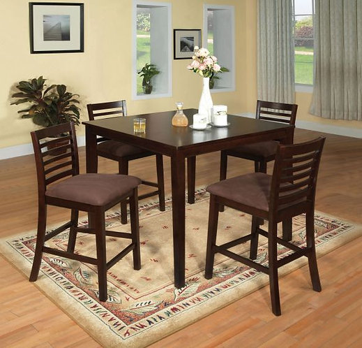 EATON II 5PCS. PACK COUNTER HEIGHT DINING SET
