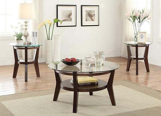 SONYA 3PCS. COFFEE TABLE SET