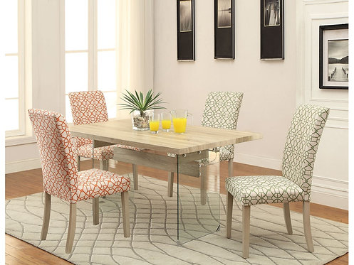 GLASSDEN DINING SET
