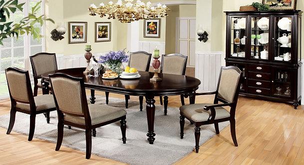 THE HARRINGTON TRANSITIONAL DINING ROOM SET
