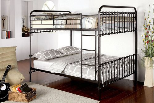 ORIA FULL OVER FULL METAL BUNK BED