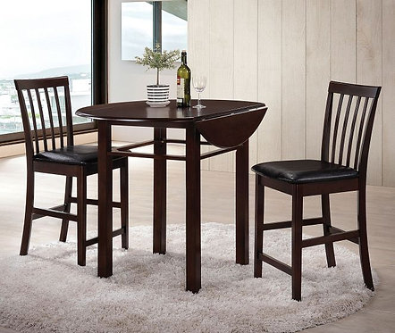 ARTIE 3PCS COUNTER HEIGHT DINING SET