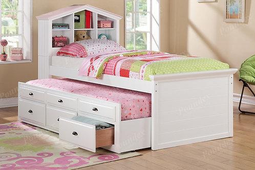 DANY WHITE HOUSE 3PCS BEDROOM SET