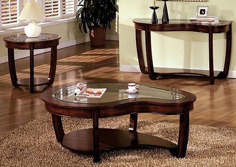CRYSTAL FALLS COFFEE TABLE