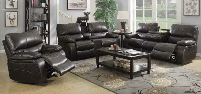 WILLEMSE MOTION COLLECTION SOFA & LOVESEAT