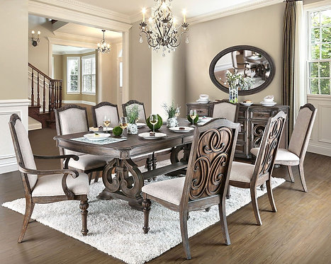 ARCADIA FORMAL DINING SET
