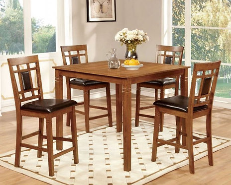 FREEMAN II 5PCS. PACK  COUNTER HEGHT  DINING SET