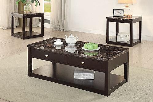 MYA 3PCS. COFFEE TABLE SET