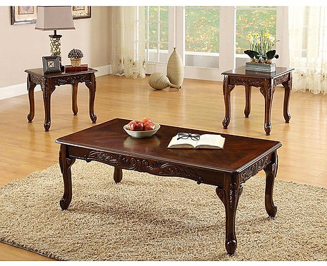 CHESHIRE 3PCS. COFFEE TABLE SET