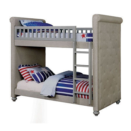 SASCHA TWIN OVER TWIN BUNK BED