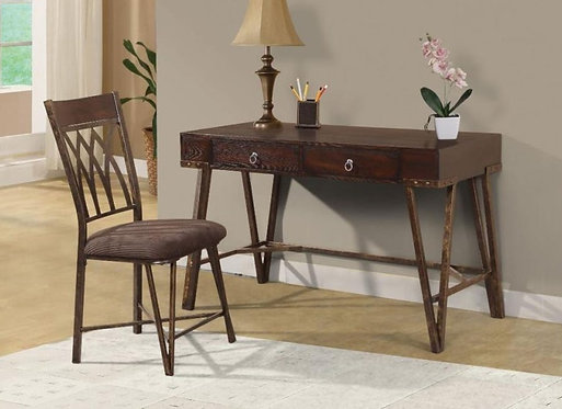 Two Piece Desk Set