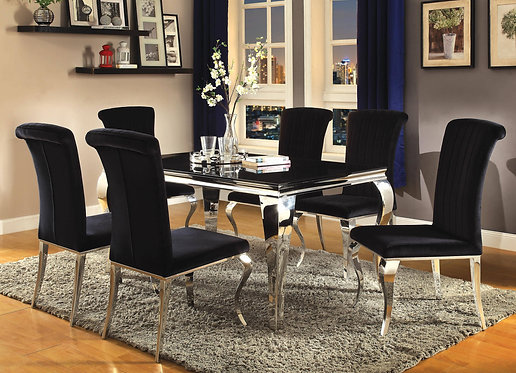 CARONE COLLECTION DINING SET