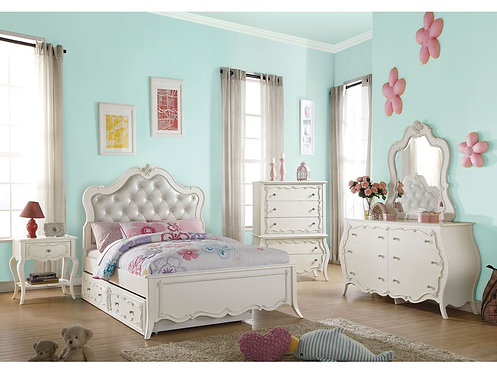 EDALENE  4PCS  BEDROOM SET