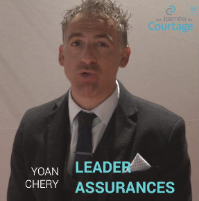 Yoann Chery aux Journées du courtage