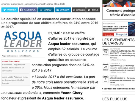 Article Groupe Leader