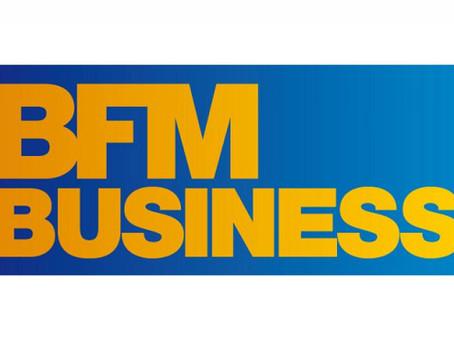 Interview BFM Business - Yoann Chery