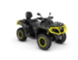 quad can am 2020 outlander MAX XT P 650 1000T spécialiste quads Perpignan toulouges 66