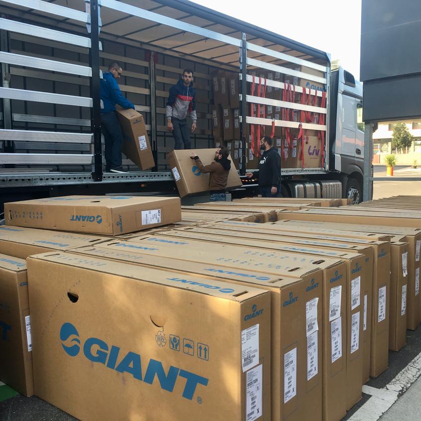 Giant Bicycles à Perpignan